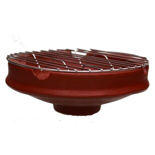 Cooking Crown Clay Fire Pit By Gardeco