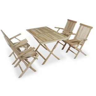 Clay 4 Seater Dining Set By Sol 72 Outdoor