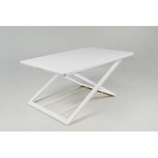 Ebern Designs Crocamo Standing Desk Conve..