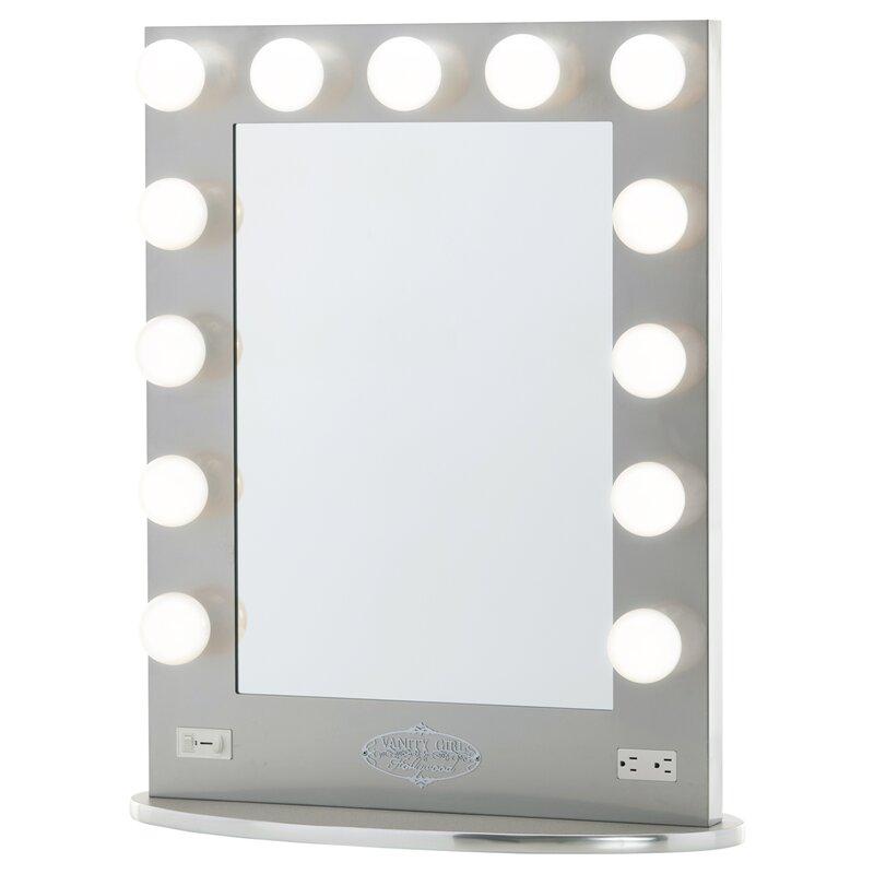 Vanity Hollywood Broadway Lighted Vanity Mirror Reviews