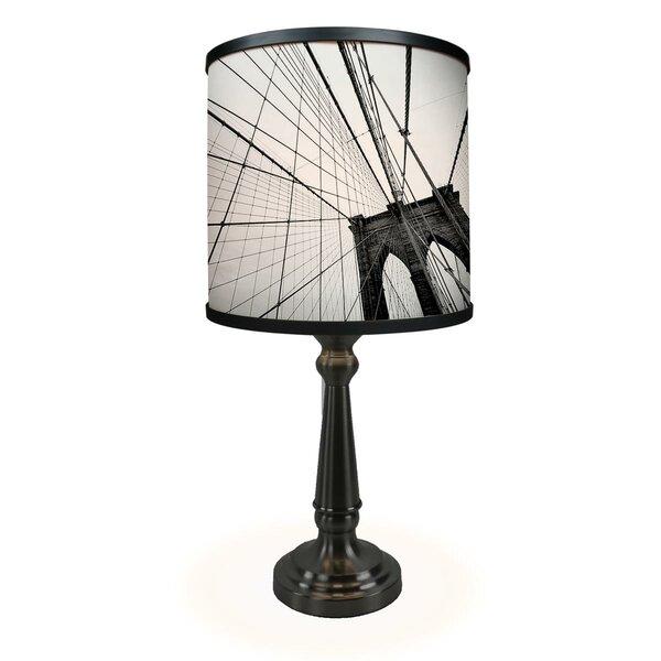 Williston Forge Kylee Bridge 18 Table Lamp Wayfair
