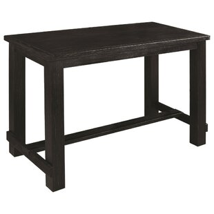Rueter Wooden Pub Table by Loo..