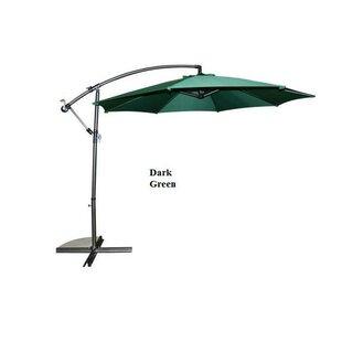 Gassville Round Offset 10' Market Umbrella