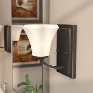 Andover Mills Olsson 1-Light Bath Sconce