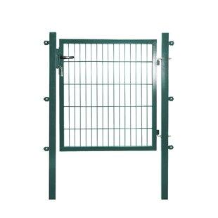 3' X 2.5' (1m X 0.75m) Metal Gate By Peddy Shield