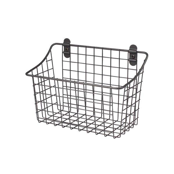 sc 1 st  Wayfair & Wire Wall Mounted Baskets | Wayfair