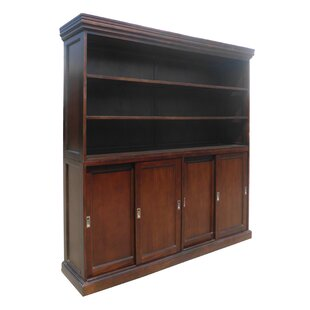Nice Muir Sliding 4 Door Standard Bookcase