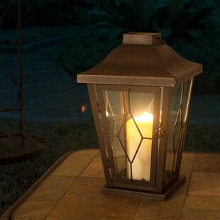 Compare & Buy Metal Lantern By Darby Home Co