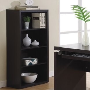 Standard Bookcase by Monarch Specialties Inc. Design
