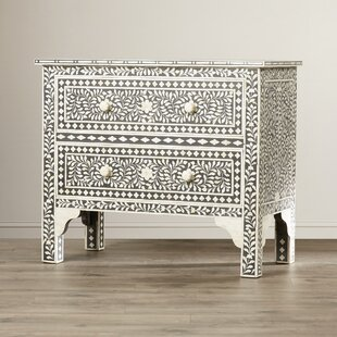 Irvington Inlay Chest by Bungalow Rose