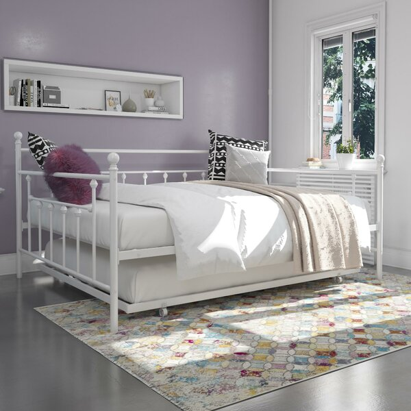 Day Bed With Lift Up Trundle Wayfair