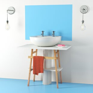 Darshan 60cm Free-Standing Vanity Unit Base By Hashtag Home