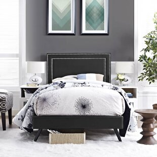 Huntsman Upholstered Platform Bed