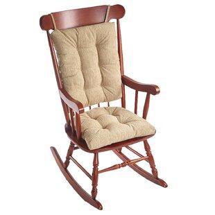 Rocking Chair Chair Seat Cushions You Ll Love Wayfair