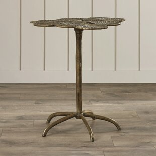 Aura End Table by Bay Isle Home