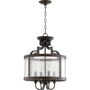 Quorum Champlain 4-Light Pendant