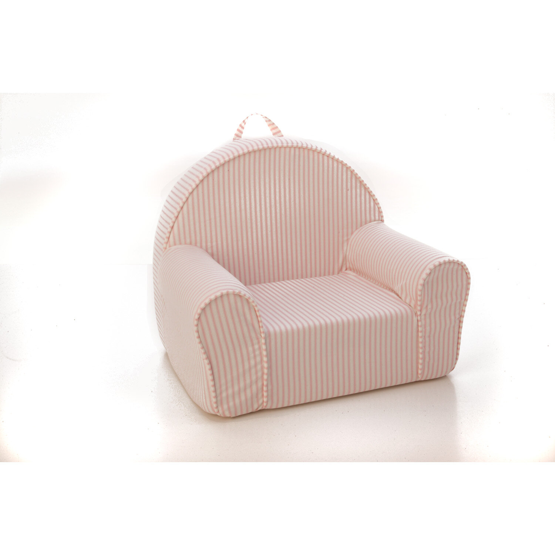 Fun Furnishings My First Personalized Kids Cotton Club Chair Reviews Wayfair