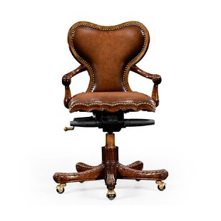 Buckingham Adjustable Kidney Executive Chair