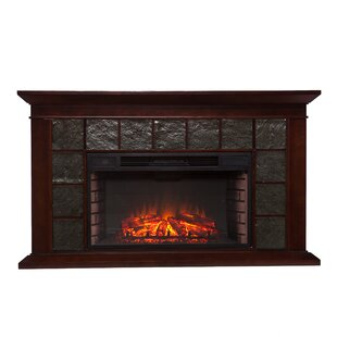Newport Electric Fireplace by Wildon Home�