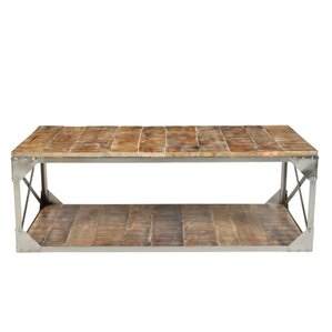 Industrial Coffee Table by..