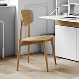 Sally Solid Wood Dining Chair (Set of 2) by Tema