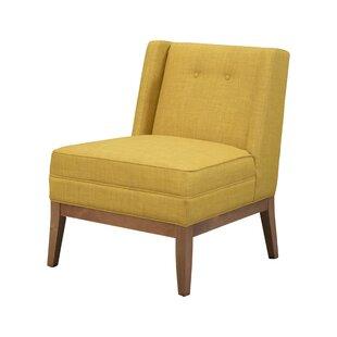 Union Rustic Spann Slipper Chair