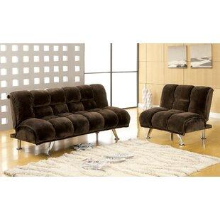 Copenhagen 2 Piece Living Room Set