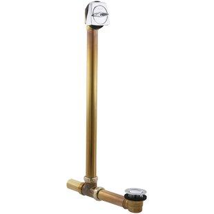 Clearflo 1-1/2 Adjustable1.5 Leg Tub Drain With Overflow By Kohler