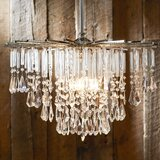 Carrington 6-Light Crystal Chandelier