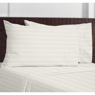 Canora Grey Edmont Stripes 100% Cotton Sheet Set