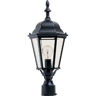 Listermann Cast Outdoor 1-Light Lantern Head by Alcott Hill