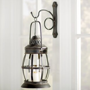 Gala 1 Light Wall Sconce by Three Posts Savings