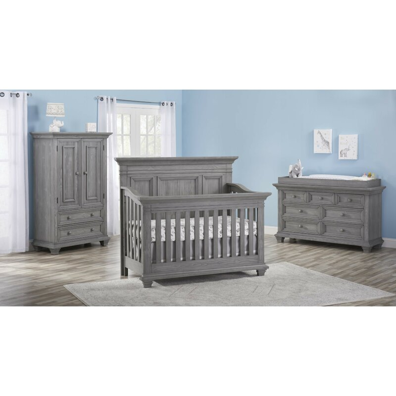 Harriet Bee Tadcaster Convertible Standard 2-Piece Nursery