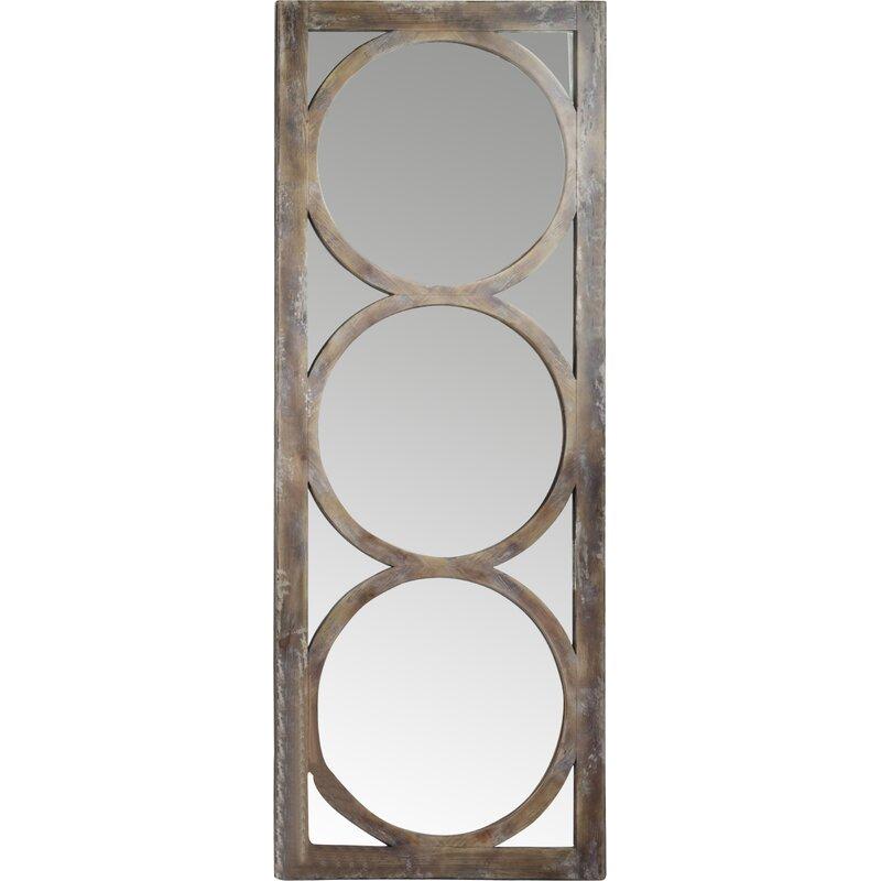 Hooker Furniture Melange Encircle Floor Mirror & Reviews   Wayfair