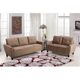 Murrill 2 Piece Living Room Set by Wrought Studio™