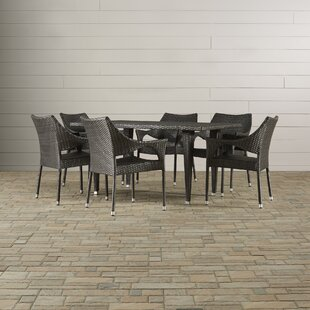 Nevius 7 Piece Dining Set