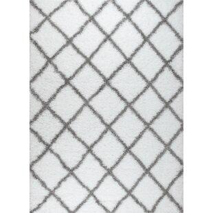 Modern Contemporary Diamond Pattern Rug Allmodern