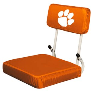 Logo Brands NCAA Hardback Stadium Chair
