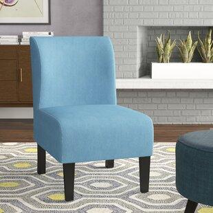 Atalaya Slipper Chair by Ebern Designs