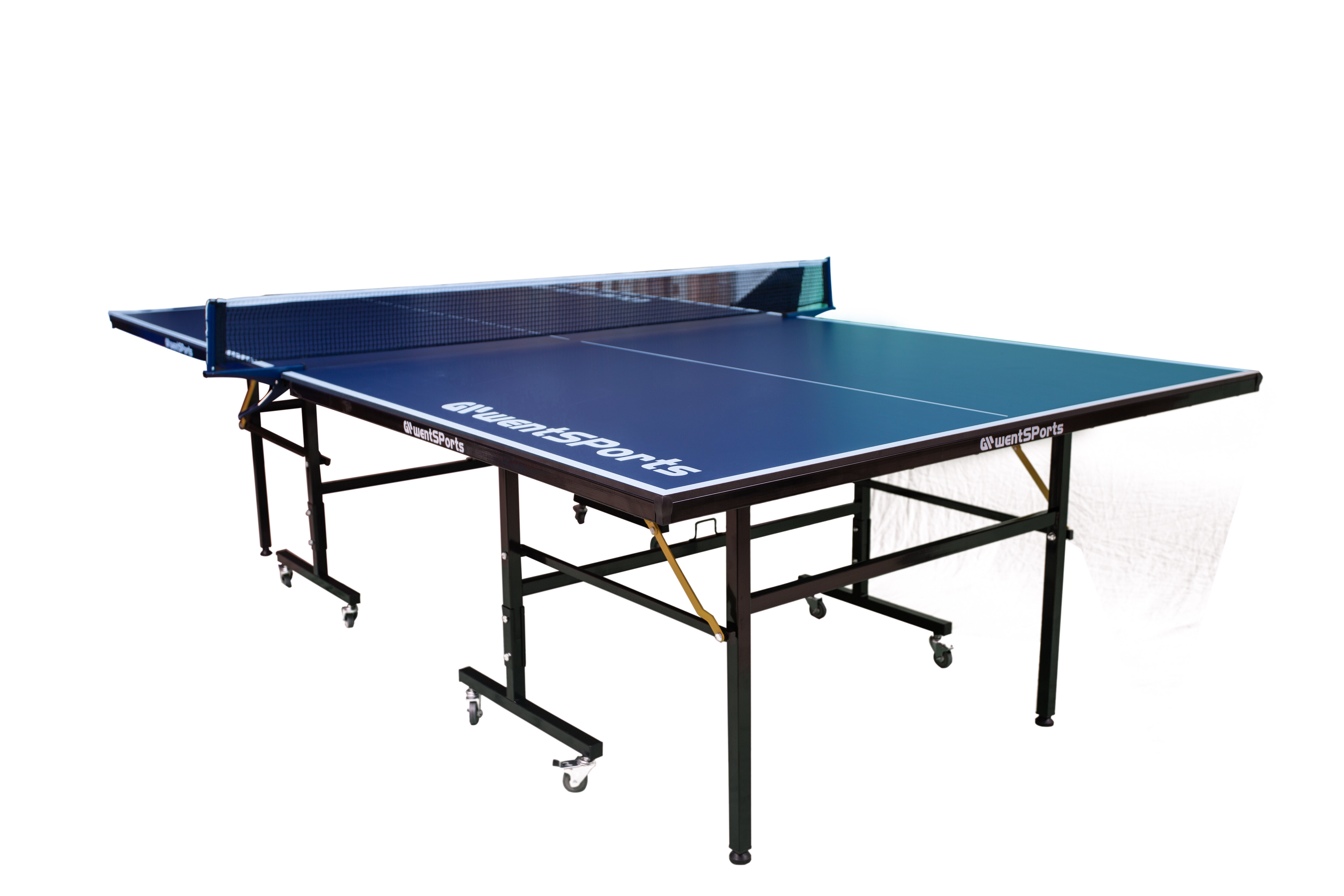 Hossejoy Regulation Size Foldable Indoor Outdoor Table Tennis Table With Paddles And Balls Wayfair