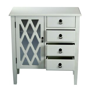 Lewes 1 Door Accent Cabinet by..