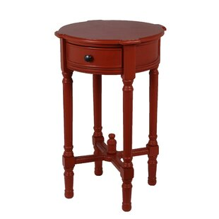 Barrick Side Table by World Menagerie