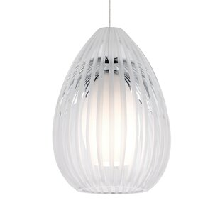 Ava Monopoint 1-Light Cone Pendant by Tech Lighting