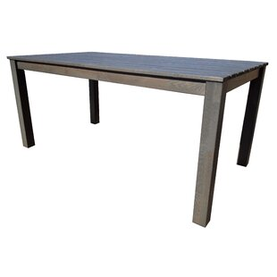 Arinna Wooden Dining Table By Sol 72 Outdoor