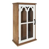 Galesville 1 Door Accent Cabinet by One Allium Way®