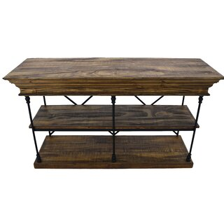 Alden Solid Wood TV Stand for TVs up to 70 inches by Gracie Oaks SKU:CE109401 Buy