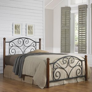 gaines panel bed