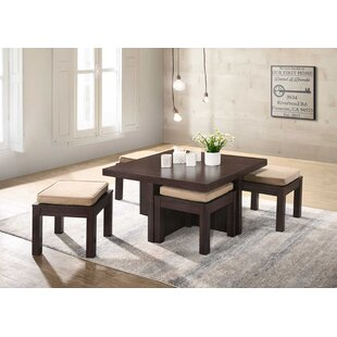 Treutlen Space Saving Modern Coffee Table Set