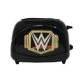 2 Slice WWE Championship Belt Toaster