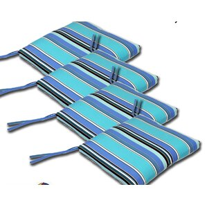 outdoor sunbrella cushion set of 4